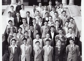 1951-1952 Philothespic Society