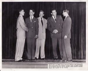 1952 - 1953 Gold Medal Debaters