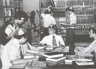 1973 - 1974 Library