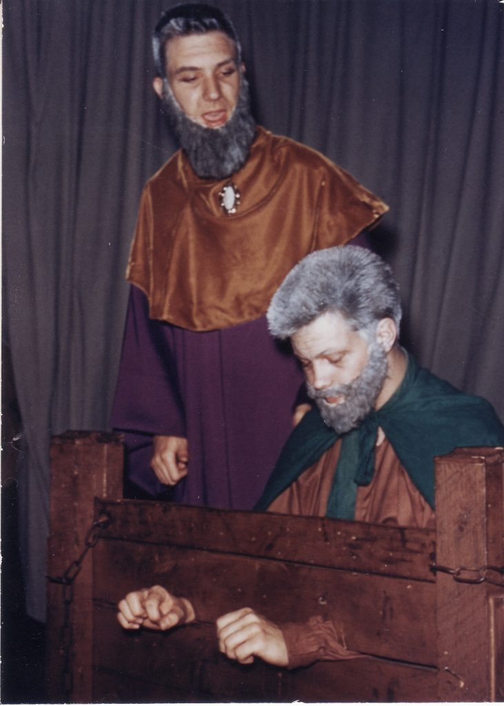 King Lear April 1958