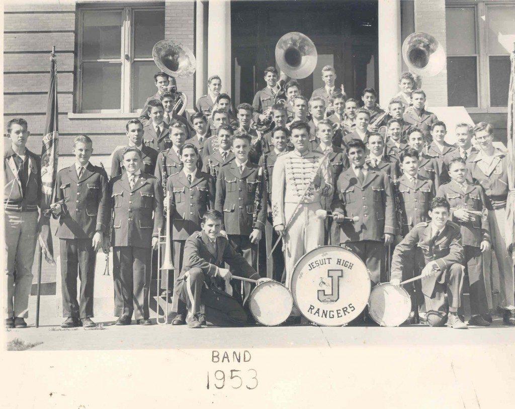 1953 Jesuit Band