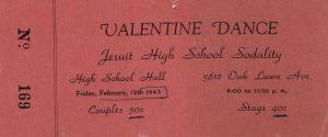 1943 Valentine Dance