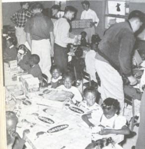 Community Service 1954 - 1955
