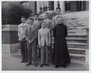 June 1947 Debate Team