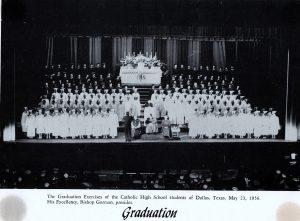 May 23, 1956 Graduation